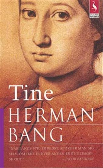 Tine (lydbog) fra herman bang på bogreolen.dk