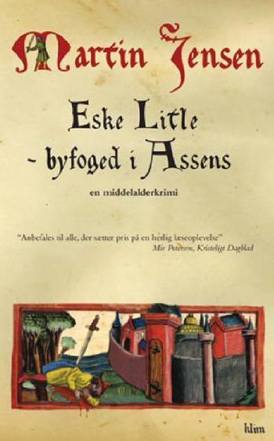 martin jensen Eske litle (lydbog) fra bogreolen.dk