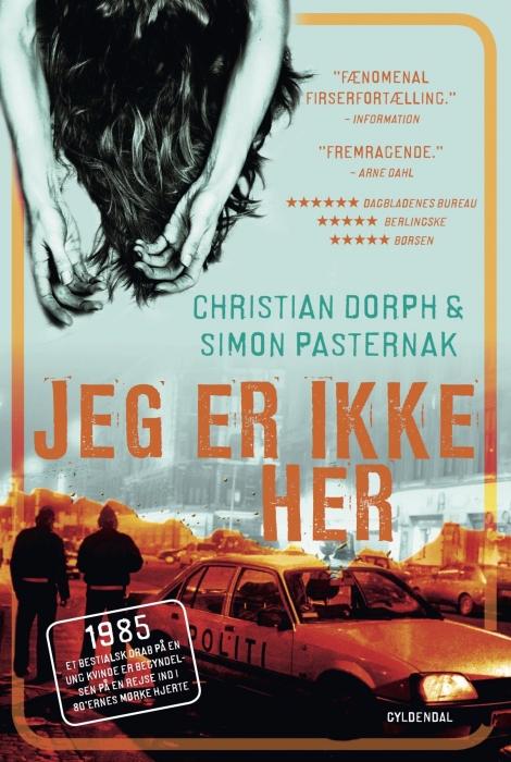 simon pasternak – Jeg er ikke her (e-bog) fra bogreolen.dk