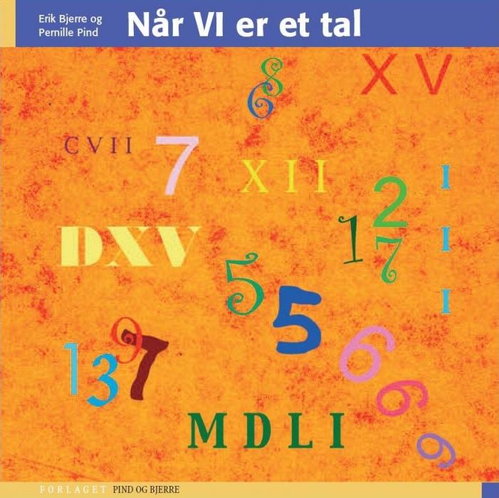 Når vi er et tal (e-bog) fra pernille pind på bogreolen.dk