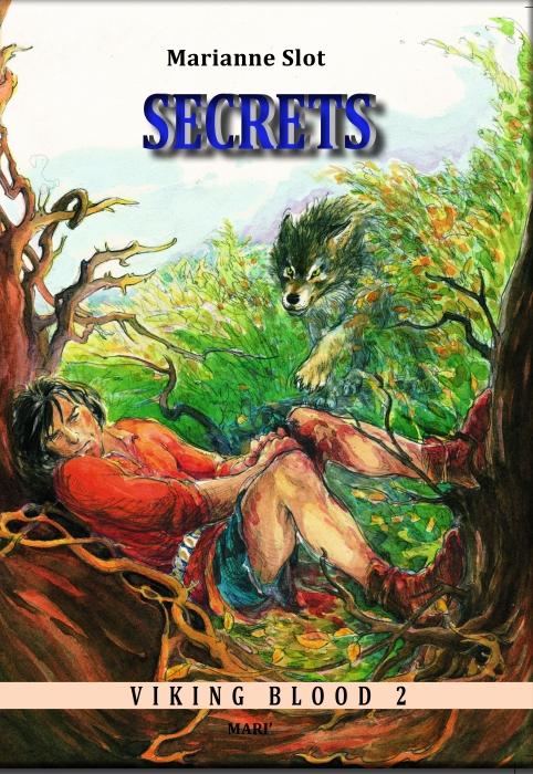marianne slot – Viking blood 2 (e-bog) på bogreolen.dk