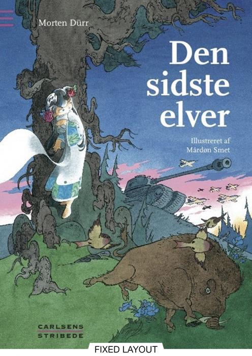 morten dürr Den sidste elver (e-bog) fra bogreolen.dk
