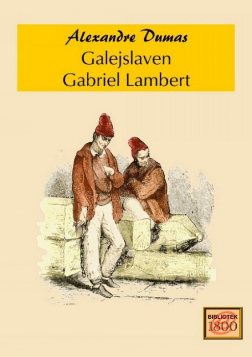 Image of Galejslaven Gabriel Lambert (E-bog)