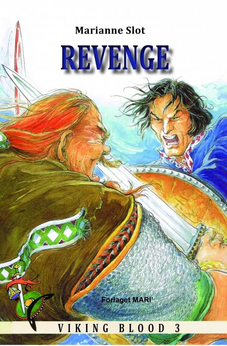 marianne slot Viking blood 3 (e-bog) på bogreolen.dk