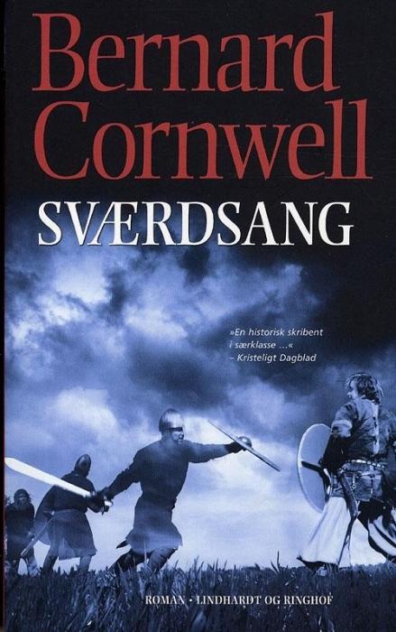 bernard cornwell – Sværdsang (lydbog) fra bogreolen.dk