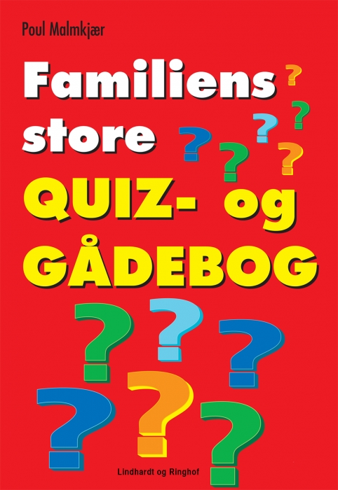 Image of   Familiens store quiz og gådebog (E-bog)