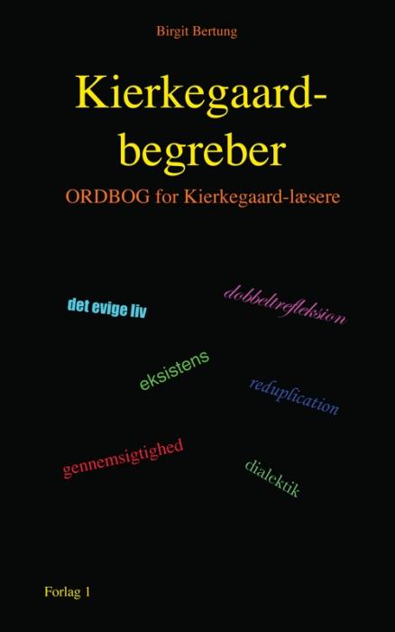 birgit bertung Kierkegaard-begreber (e-bog) fra bogreolen.dk