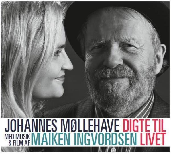 johannes møllehave – Digte til livet. (lydbog) fra bogreolen.dk