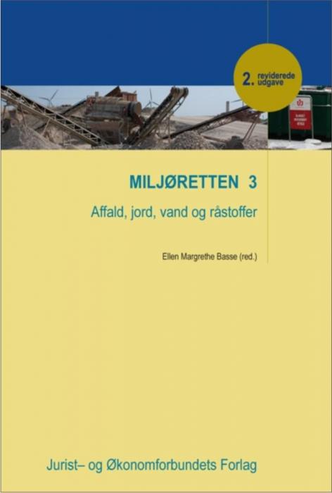 ellen margrethe basse Miljøretten 3 (e-bog) fra bogreolen.dk