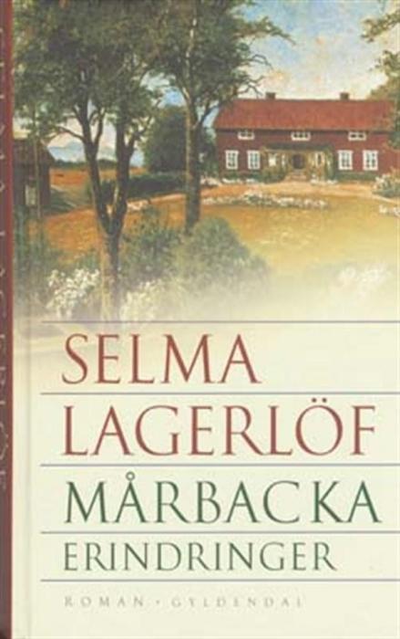 selma lagerlöf – Mårbacka (lydbog) på bogreolen.dk