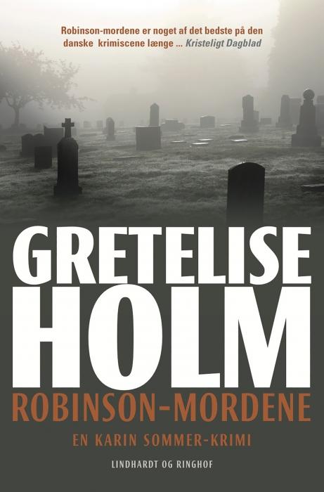 gretelise holm – krimi og spænding