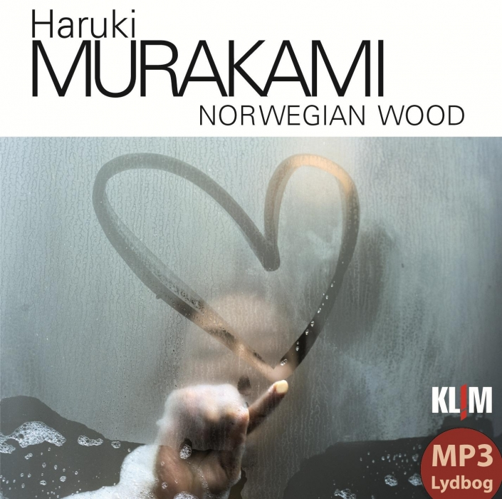haruki murakami Norwegian wood (lydbog) fra bogreolen.dk