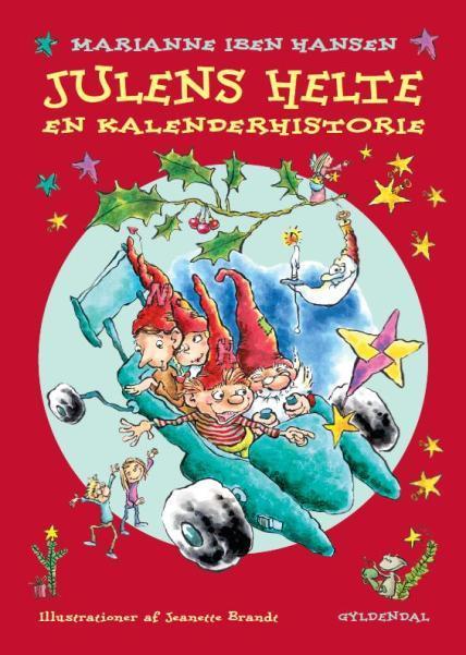 marianne iben hansen – Julens helte (lydbog) fra bogreolen.dk