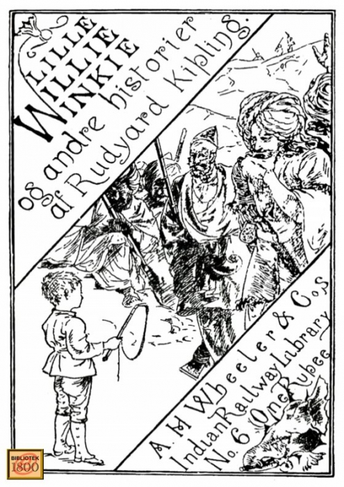 rudyard kipling lille willie winkie og andre historier (e-bog)