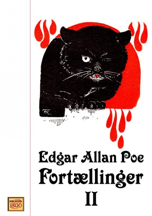 edgar allan poe – Fortællinger ii (e-bog) på bogreolen.dk