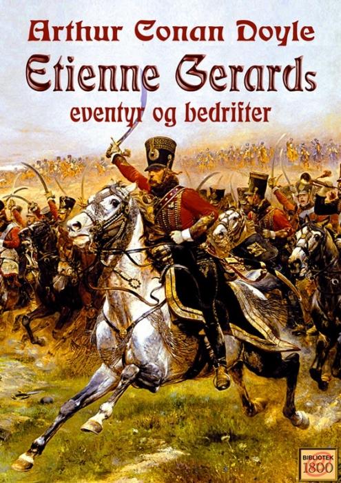 Image of Oberst Gerards eventyr og bedrifter (E-bog)