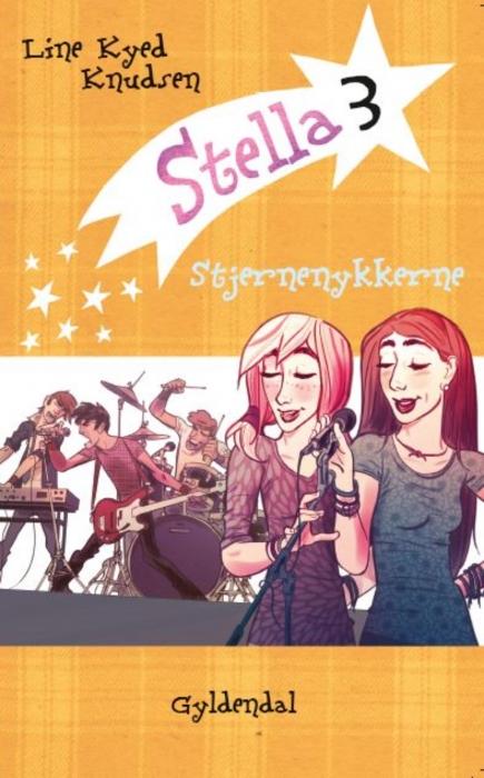 Stella 3 - stjernenykkerne (e-bog) fra line kyed knudsen på bogreolen.dk