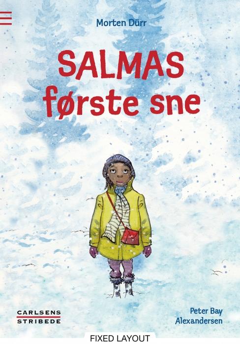 Salmas første sne (e-bog) fra morten dürr fra bogreolen.dk