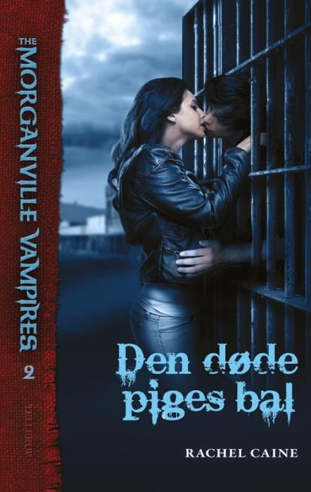 The morganville vampires #2: den døde piges bal (e-bog) fra rachel caine på bogreolen.dk