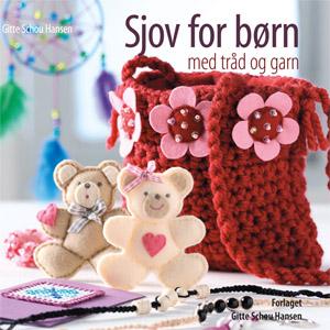gitte schou hansen – Sjov for børn med tråd og garn (e-bog) på bogreolen.dk