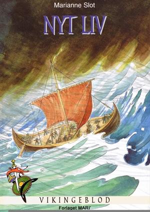 marianne slot Vikingeblod 4 (e-bog) fra bogreolen.dk