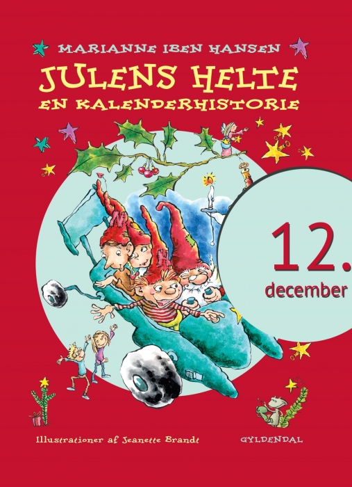Julens helte (e-bog) fra marianne iben hansen fra bogreolen.dk