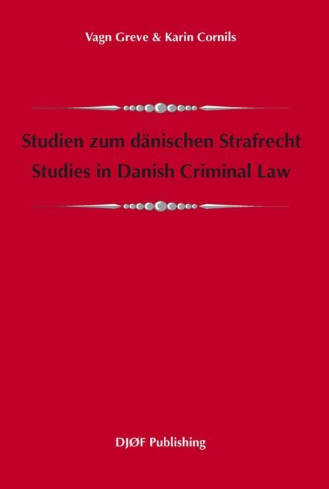 Studien zum dänischen strafrecht (e-bog) fra vagn greve på tales.dk