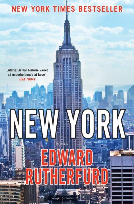 New york (e-bog) fra edward rutherfurd fra bogreolen.dk