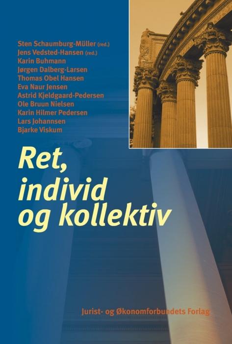 Image of   Ret, individ og kollektiv (E-bog)