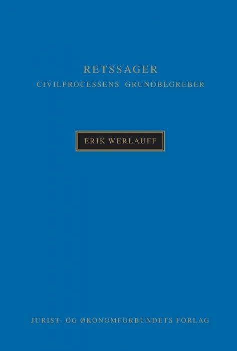 erik werlauff – Retssager (e-bog) fra bogreolen.dk