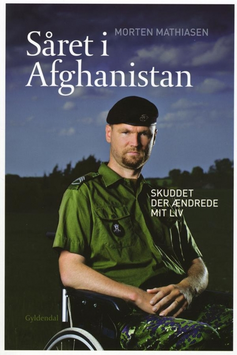Såret i Afghanistan (E-bog)