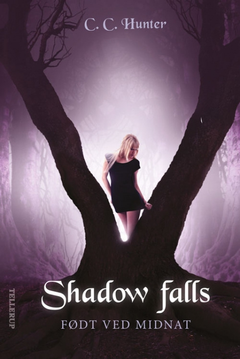 Shadow falls #1: født ved midnat (e-bog) fra c. c. hunter på tales.dk
