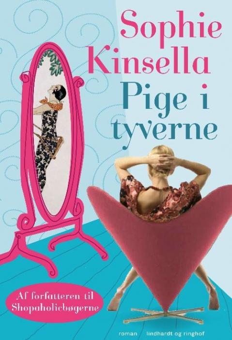 Pige i tyverne (e-bog) fra sophie kinsella fra bogreolen.dk