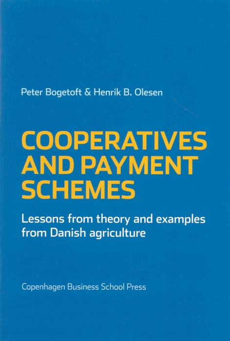 peter bogetoft – Cooperatives and payment schemes (e-bog) fra bogreolen.dk