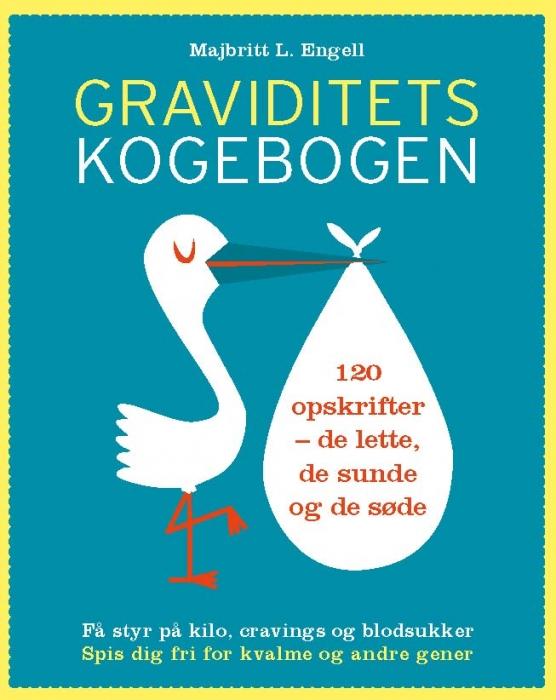 Graviditetskogebogen (e-bog) fra majbritt l. engell på bogreolen.dk