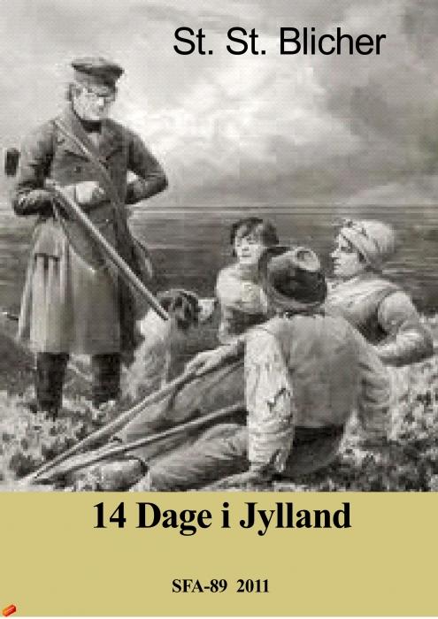 Image of   14 dage i Jylland (E-bog)