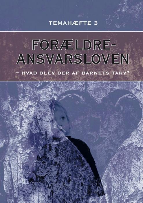 pia deleuran – Forældreansvarsloven (e-bog) fra tales.dk
