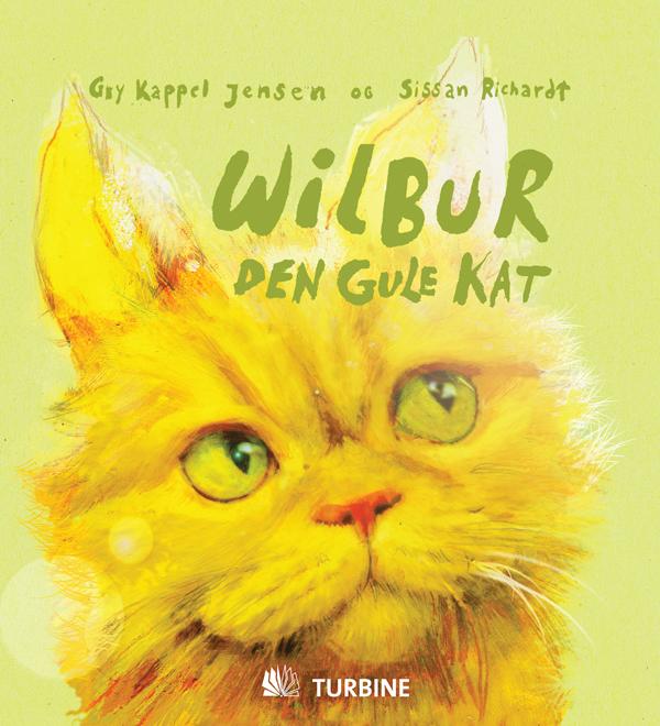 gry kappel jensen Wilbur den gule kat (e-bog) fra bogreolen.dk