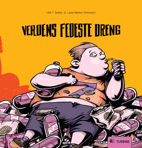 Verdens fedeste dreng (e-bog) fra ulrik t. skafte på bogreolen.dk
