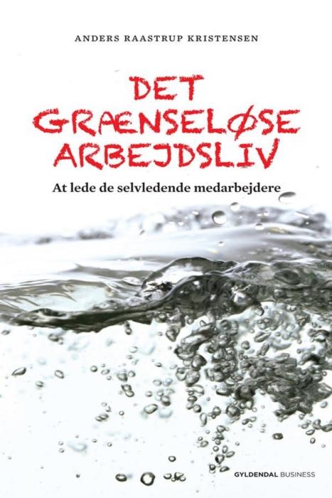 Image of Det grænseløse arbejdsliv (E-bog)