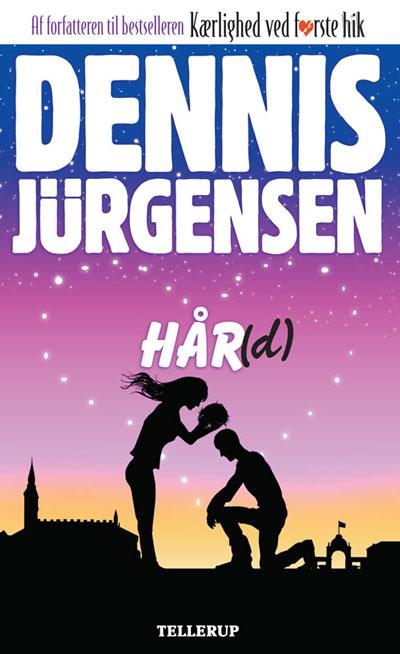 dennis jürgensen Hår(d) (e-bog) fra bogreolen.dk