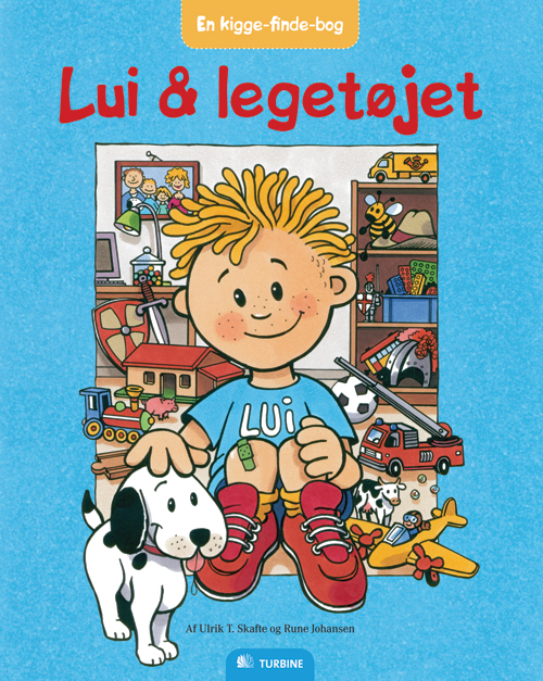 Lui og legetøjet (E-bog)