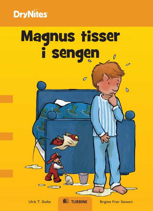 ulrik t. skafte Magnus tisser i sengen (e-bog) fra bogreolen.dk