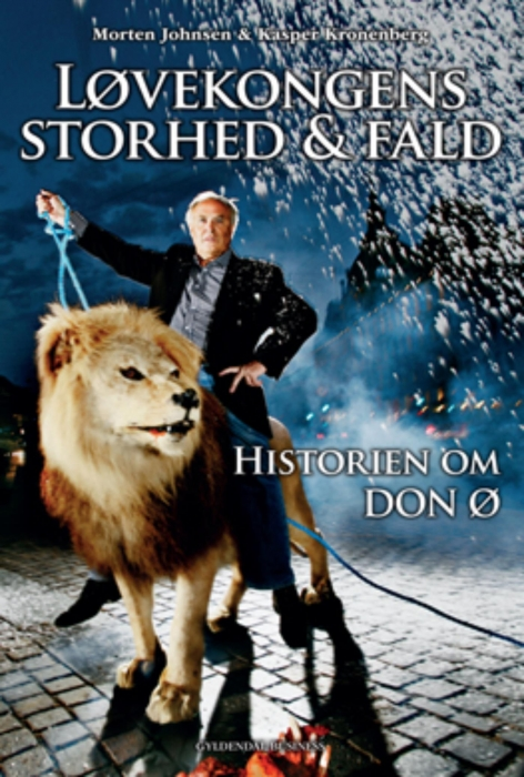 Løvekongens storhed og fald (e-bog) fra kasper kronenberg fra bogreolen.dk
