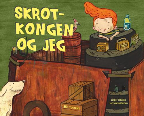 jesper tolstrup – Skrotkongen og jeg (e-bog) fra bogreolen.dk