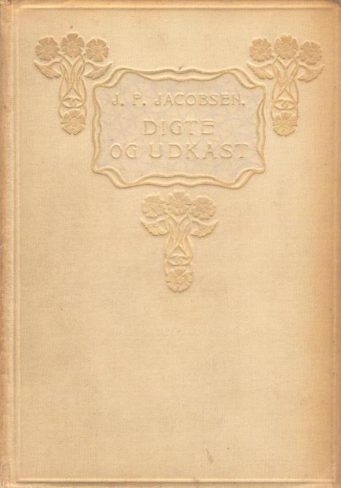 Digte og udkast (e-bog) fra j. p. jacobsen fra bogreolen.dk