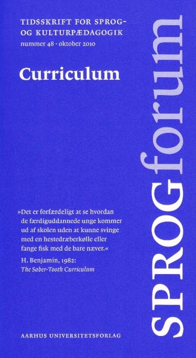 Image of   Curriculum (E-bog)