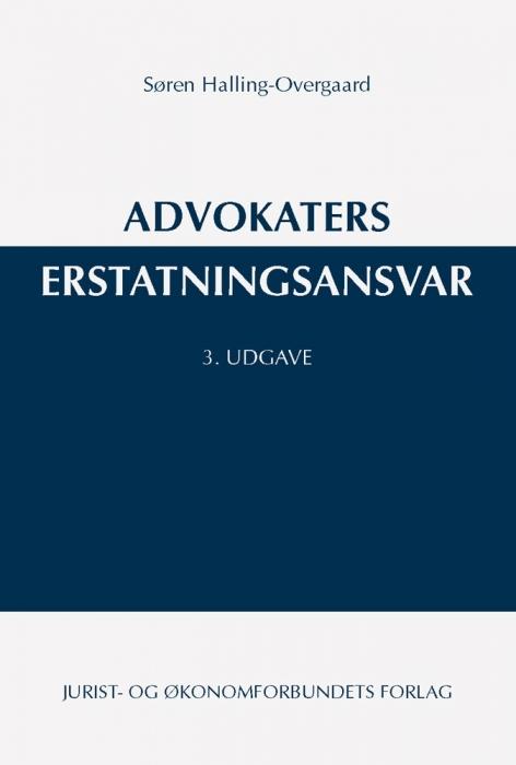 Image of   Advokaters erstatningsansvar (E-bog)