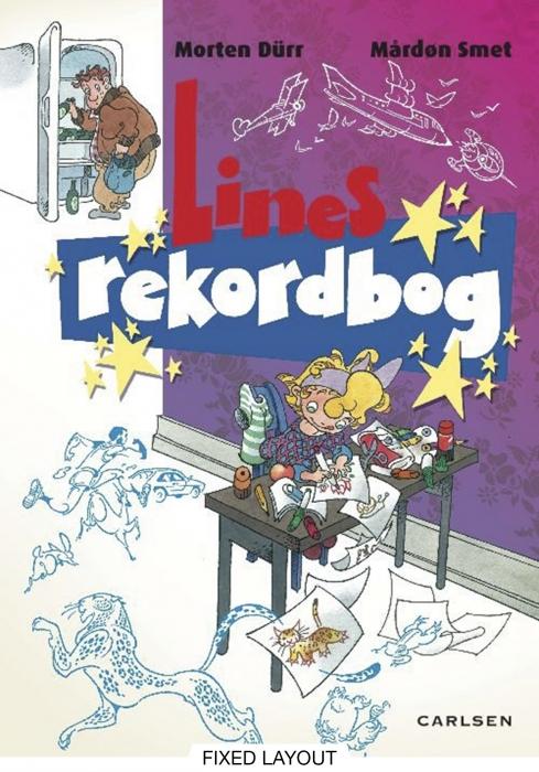 Lines rekordbog (e-bog) fra morten dürr på bogreolen.dk