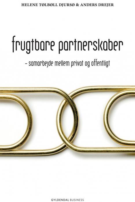 Image of Frugtbare partnerskaber (E-bog)